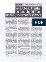 Peoples Journal, July 2, 2019, Romualdez hails bigger budget for infra, human dev't.pdf