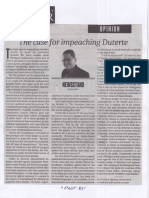 Philippine Daily Inquirer, July 2, 2019, The case for impeaching Duterte.pdf