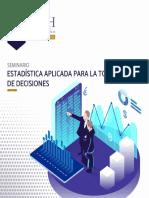 Brochure - Estadística Para La Toma de Decisiones_0