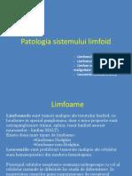 Patologia  sistemului limfoid .pptx