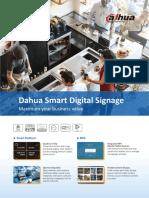 Leaflet Dahua Smart Digital Signage 201906(2P)(1)