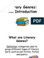 Genres PPT