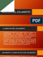MEDICION DEL AISLAMIENTO.pptx