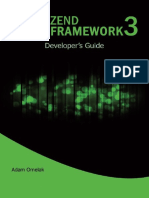 Zend framework 3 ultimate guide