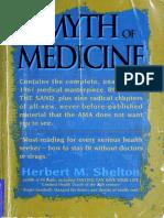 Herbert M. Shelton - The myth of medicine.-Cool Hand Communications (1995).pdf