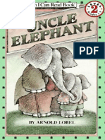 (I Can Read Book 2) Arnold Lobel - Uncle Elephant (I Can Read Book 2)-HarperCollins (2008)