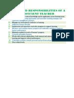DUTIES AND RESPONSIBILITIES OF A PROFICIENT TEACHER.docx