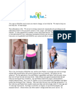belly fat guide