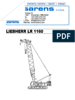 Liebherr LR1160 Volledige Brochure