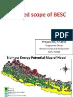 Extended Scope of BESC