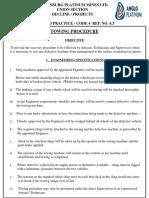4.3 Towing Procedure