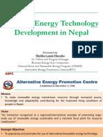 Biomass Energy Development in Nepal_Drawin Project