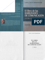 Hofstadt Roman Carlos Van Der - El Libro de Las Habilidades de Comunicacion
