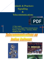 4. Standards & Practices- Signalling and Telecommunication
