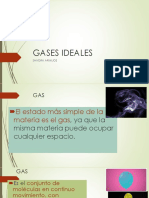 2. Gases Ideales