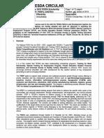 TESDA Circular No. 001-2019
