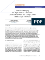 Flexible Packaging for High Pressure Treatments_ Delamination Ons