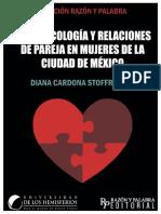 Comunicologia Relaciones Pareja Mujeres Ciudad Mexico