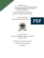 300416317sasikala Disaster Preparedeness 2017