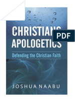 Christians Apologetics Booklet-1