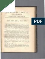 Doctrina Tomista Sobre La Tirania Politica- Ciencia Tomista (19