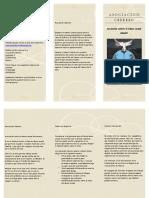 Foldertje Asociación C