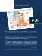 Platelet Rich Plasma Treatment.pdf