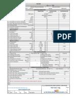 Heater Data Sheet