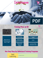 Training Catalogue India 28th June '19 FDs