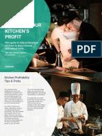 Profitability Guide Restaurant