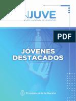 Informe Jóvenes Destacados INJUVE 2019
