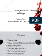 HOSPITAL DISASTER MANAGEMENT ACHMAD-1.pptx