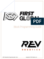 REV - Block Programming Guide (Robotics)