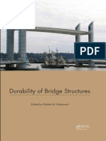 durability of bridge structures
