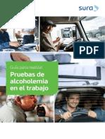 Guia Para Realizar Pruebas de Alcohol en El Trabajo