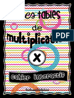 Multiplication Cahier Interactif