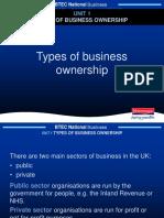 Unit 1 BTEC Business