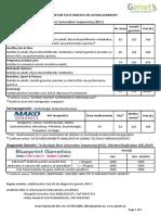 Oferta Pret NGx, PGx, GDx 180620