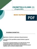 FARMAKOKINETIKA MFK 1