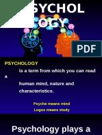 Psychology 1.5odp