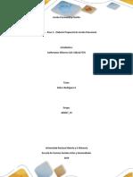 Unidad 2 – Paso 3 – Elaborar Propuesta de Acción Psicosocial