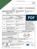 Icsc 0360 - Hidróxido de Sodio