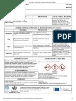 Icsc 0185 - Nitrato de Sodio