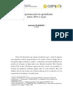 História da imprensa sul-riograndense