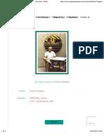 Carlos Vergara - Biografia do Artista - Catálogo das Artes   Catálogo das Artes