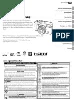 Fujifilm Xpro1 Manual De