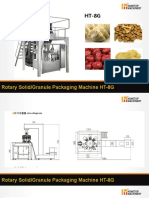 Honetop-Rotary Packing Machine HT-8G