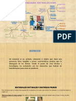 Presentación mapa materiales
