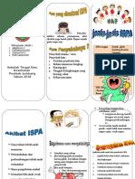 Leaflet Ispa Anak