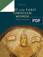 Mary and Early Christian Women Hidden Leadership
